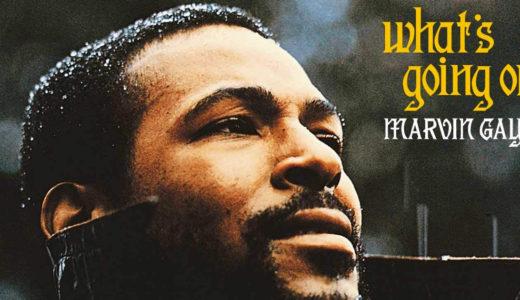 コラム|Songs of Protest ―音楽で差別を知る― Marvin Gaye