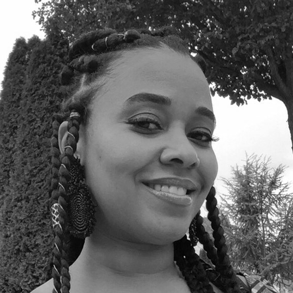 Daisha Hunter - Japan for Black Lives