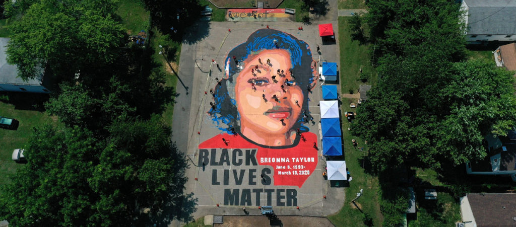 Breonna Taylor(ブリオナ・テイラー)へ署名を!- Japan for Black Lives